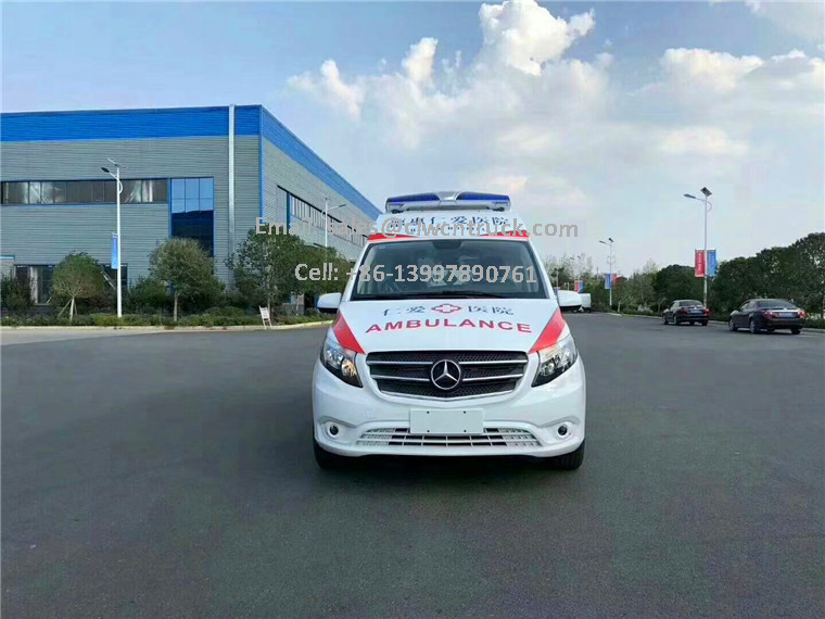 Mercedes Benz Ambulance For Sale