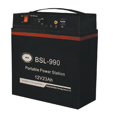 High quality portable generator power station