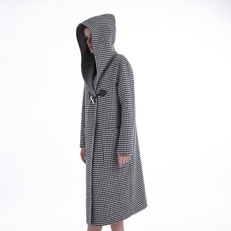 New Styles Cashmere Wool Winter Coat