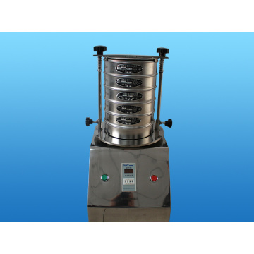 200 mm Laboratory Vibrating Test Sieve Shaker