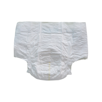 Disposable Diapers with Wetness Indicator