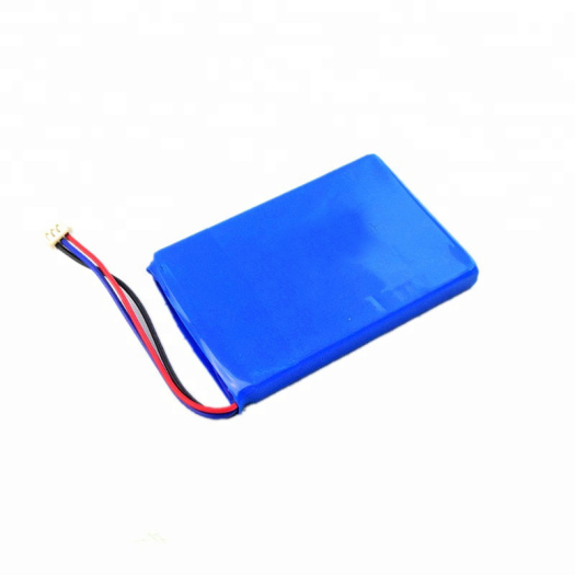523450AR 3.7V 1000MAh rechargeable Li-ion metal case Battery