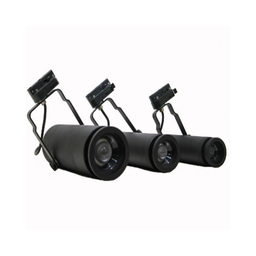 Decoraive Black LED Track Light