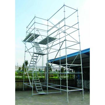 Multi-purpose Ring Lock Scaffold System
