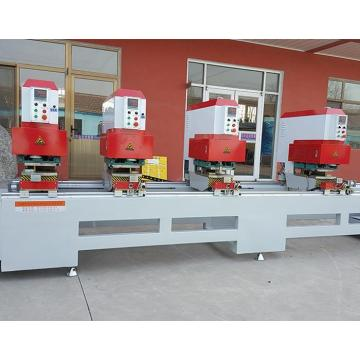 Four Head PVC Seamless Welding Machine