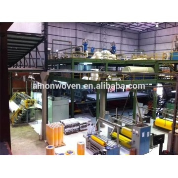 2016 PP Spunbonded Nonwoven Fabric Making Machine