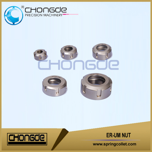 High Precision high speed ER  collet nut