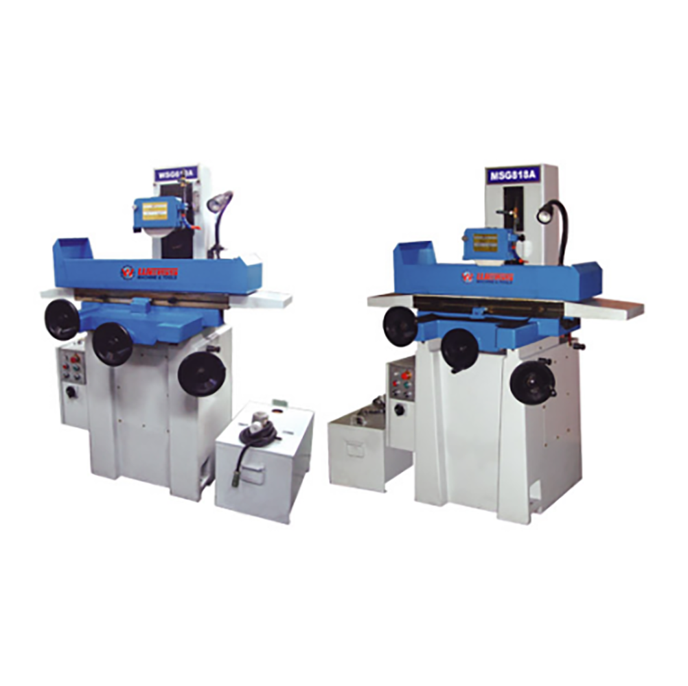 surface grinder in milling machine