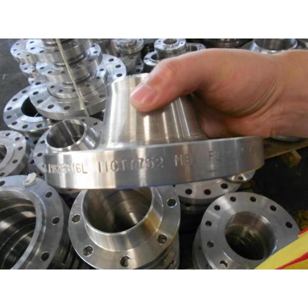 Stainless Steel ASME B16.5 Weld Neck Flange