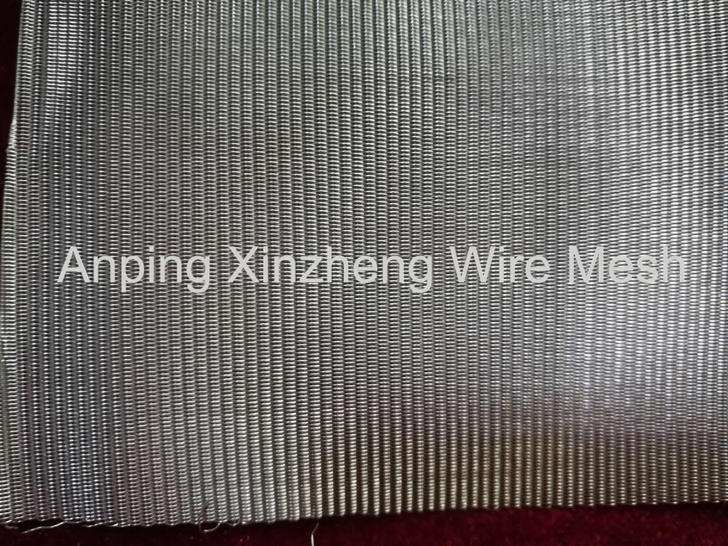 SS Dutch Weave  Wire Cloth