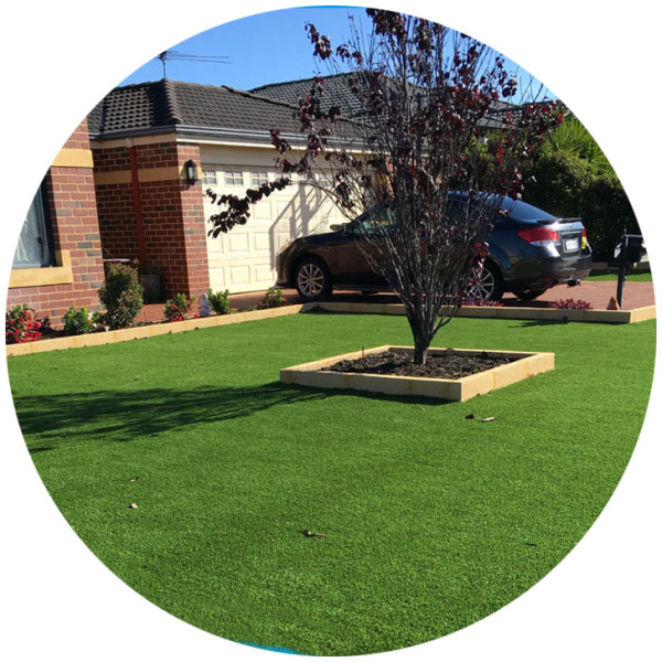 Indoor Landscaping artificial grass animal