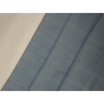30s Rayon Poplin With Slub Solid Fabric