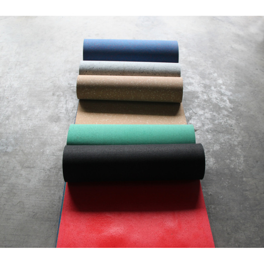Eco-Friendly Rubber Tiles gym room mats
