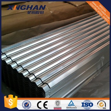 Aluzinc Metal Corrugated Roofing sheet