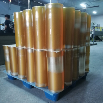 Jumbo Roll Pvc Plastic Wrapping Film
