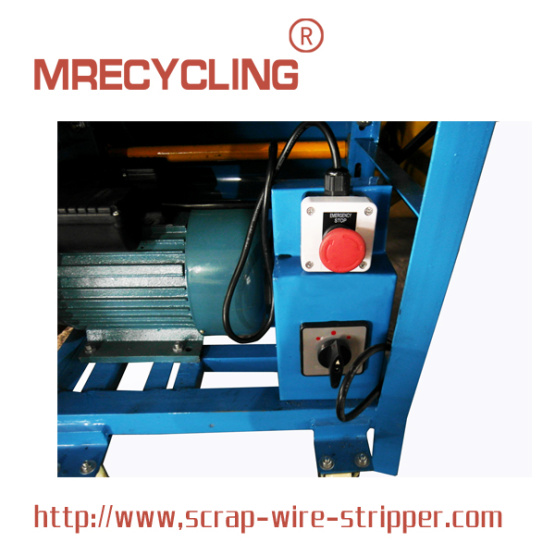 Copper Aluminium Cable Wire Recycling Machine
