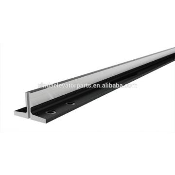 Machined Guide Rail for elevator spare part