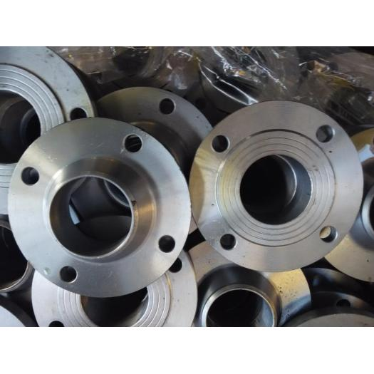 High Pressure Carbon Steel GOST 12821-80 PN16 Welding Neck Flanges