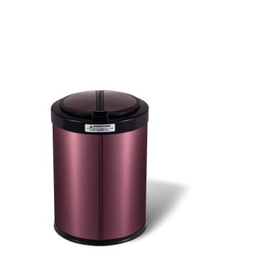 High-End Smart Trash Can Shape Beautiful Home Essential