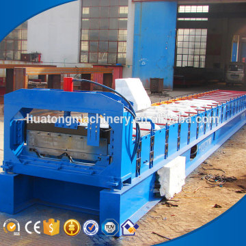 New double roman roof tile machine