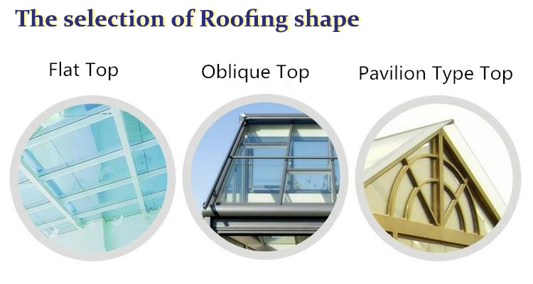 Roofing Shape