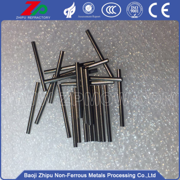 99.95% pure Tungsten rods/bars for sapphire growing furnace