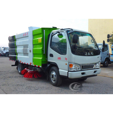 Cheap cost JAC 5cbm Road Sweeper Truck