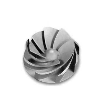 stainless stee impeller casting