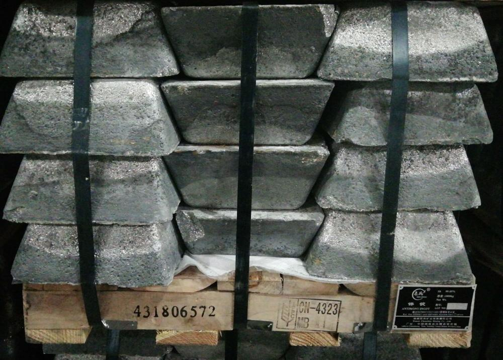 Antimony Ingot Price