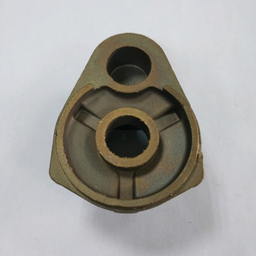 copper  precision casting parts