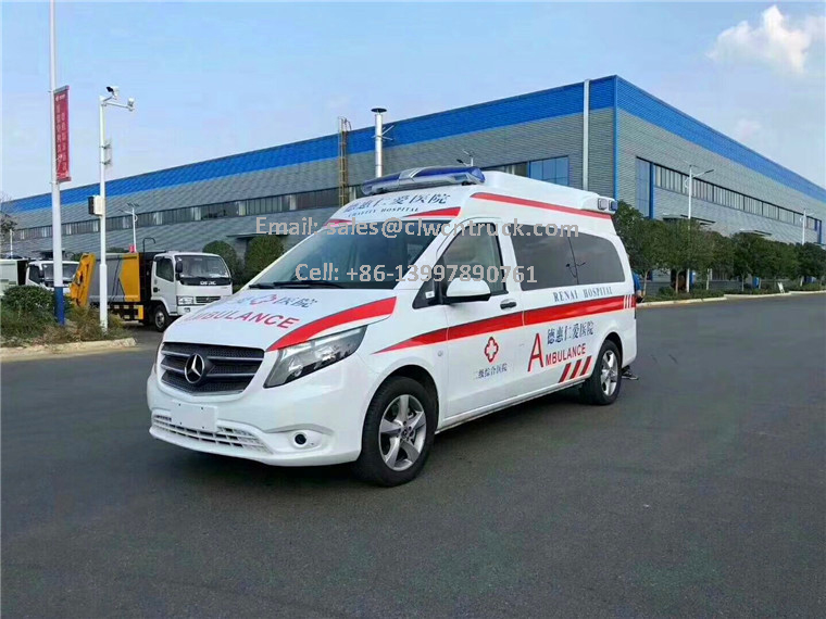 Mercedes Benz Ambulance