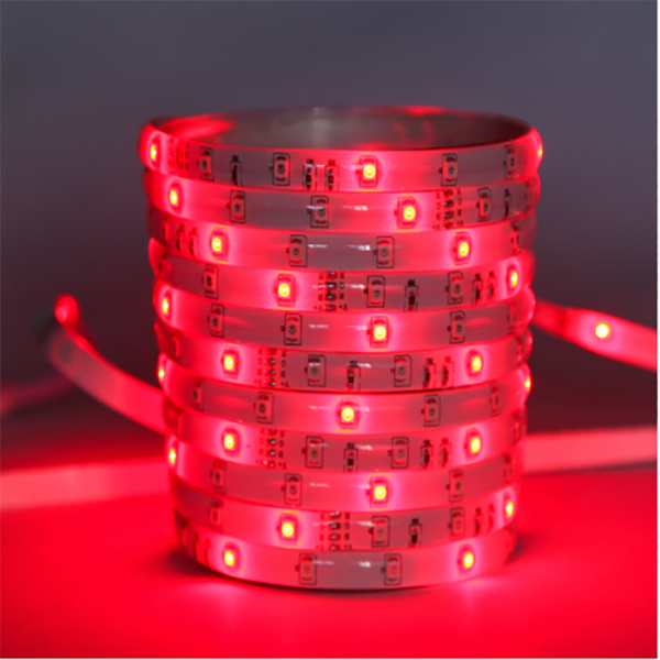 Wifi controlled RGB light strip