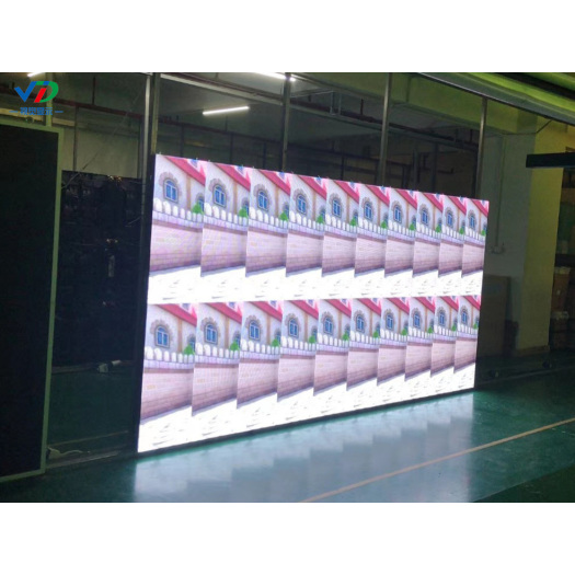 PH6.25 Outdoor Mobile LED Display with 500x500mm Cabinet