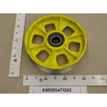 Suspension Pulley for KONE Elevator Car Bottom KM50547G02
