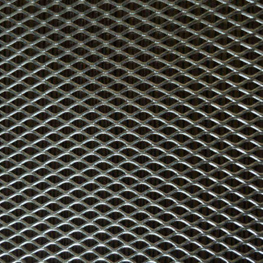 Small Hole Expanded Mesh Metal