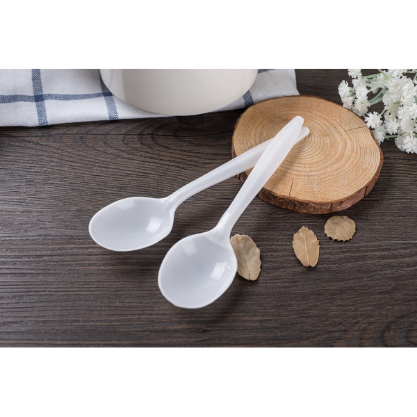 Pure Material Plastic Spoon