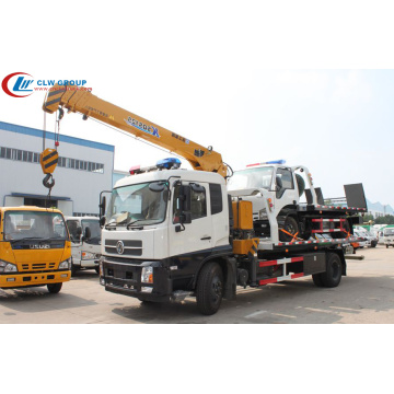 2019 New Dongfeng 5tons-6.3tons Boom Lift truck