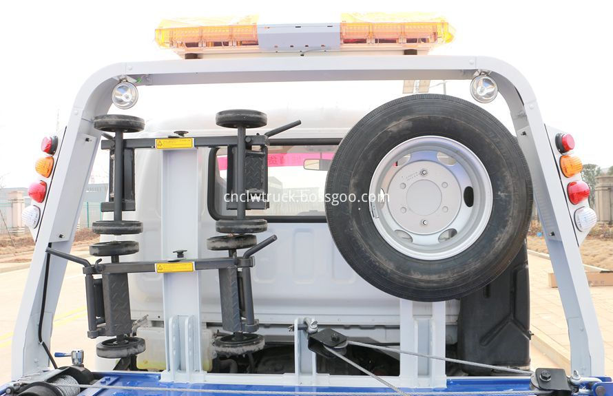 wrecker tow truck chassis 6