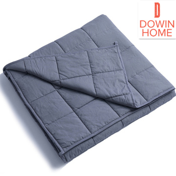 25lbs Sensory Weighted Gravity Blanket For Adults