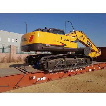 Lonking excavator 21ton brand new machine