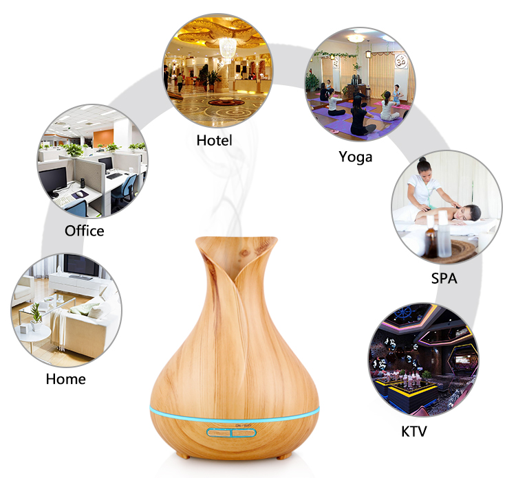 Wifi Essential Oil Diffuser