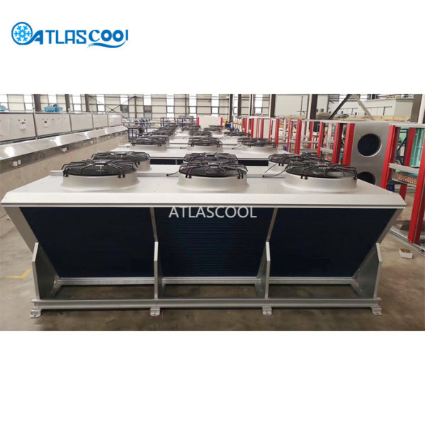 Cold Room Air Cooled Condenser Refrigeration