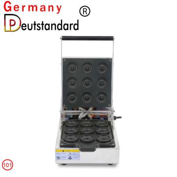 9pcs mini donut maker with CE