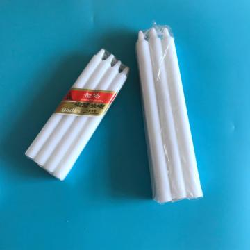 8x65 pack white candle to Benin