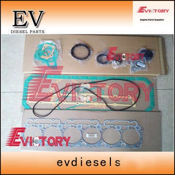 HINO W06D W06E cylinder head gasket kit