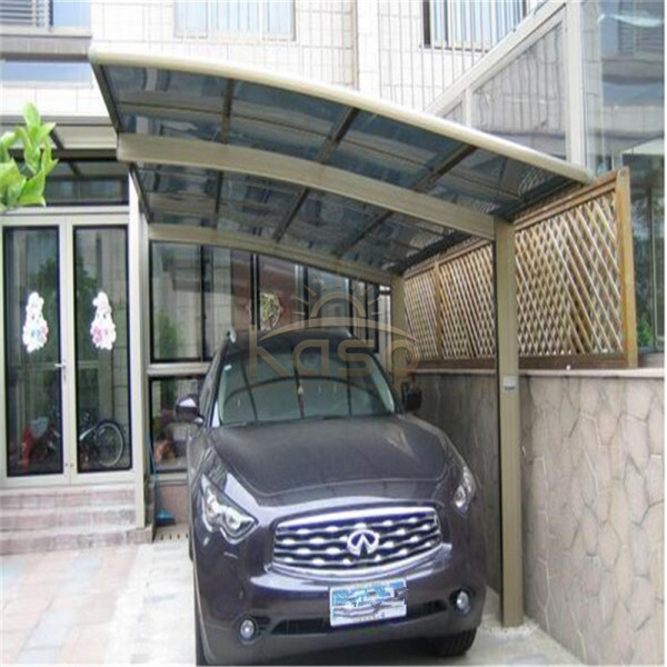 Iron Car Garage Hip Roof Home Carport