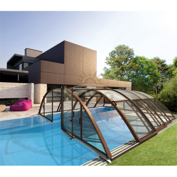 Price Australia Aluminum Automatic Swimming Pool Cover