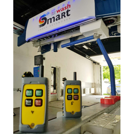 High quality touchless car wash machine