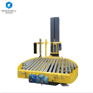 Automatic Pallet Stretch Wrap Machine
