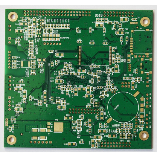Automobile electronic controls pcb